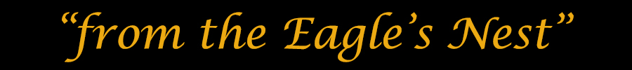Subscribe to the Eagle's Nest!