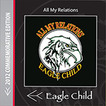 EagleChild Native Flute music - All My Relations