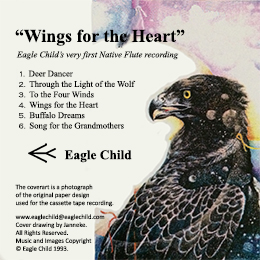 Wings for the Heart by Eagle Child